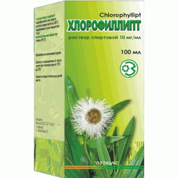 Chlorophyllipt 100ml NATURAL ANTIBIOTIC