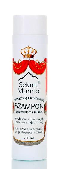 Secret Mumio Shampoo, 200ml