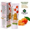 Bilka Homeopathy Kids Toothpaste, Organic, Tangerine flavor 50ml 2+ years
