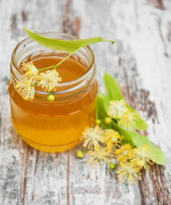 Organic Linden Honey 1.2 kg