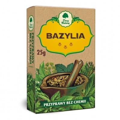Basil 25g, Naturally chemicals free
