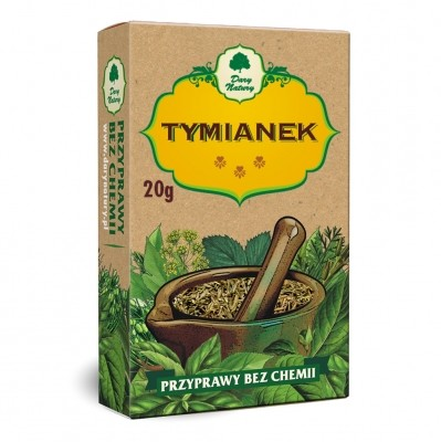 Thyme 20g, Naturally chemicals free