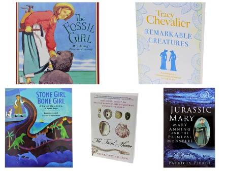 Find out more about Mary Anning from our range of books and gifts for adults and kids on our online shop