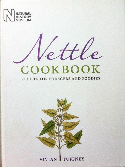 Viv Tuffney's new Nettle Cookbook