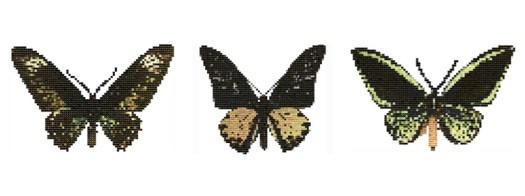 mosaic bw