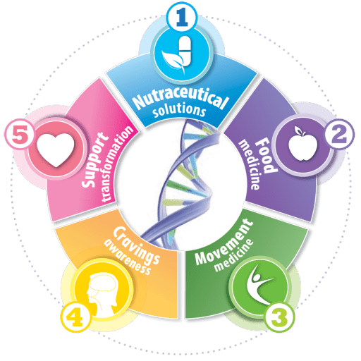 5 Elements of the PCOS System