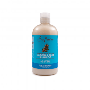 Shea Moisture - Sampon Smooth&Tame 384 ml