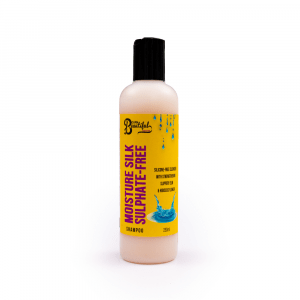 Bourn Beautiful Naturals – Sampon fara sulfati Moisture Silk 250 ml