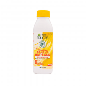 Garnier – Balsam nutritiv Fructis Banana Hair Food 350 ml