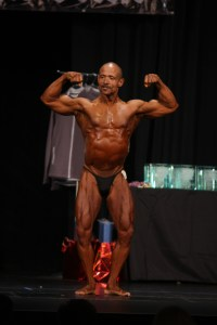 Johnny Drake Mens Bodybuilding 40+ Champion