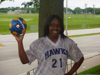 Freshman Year Soccer