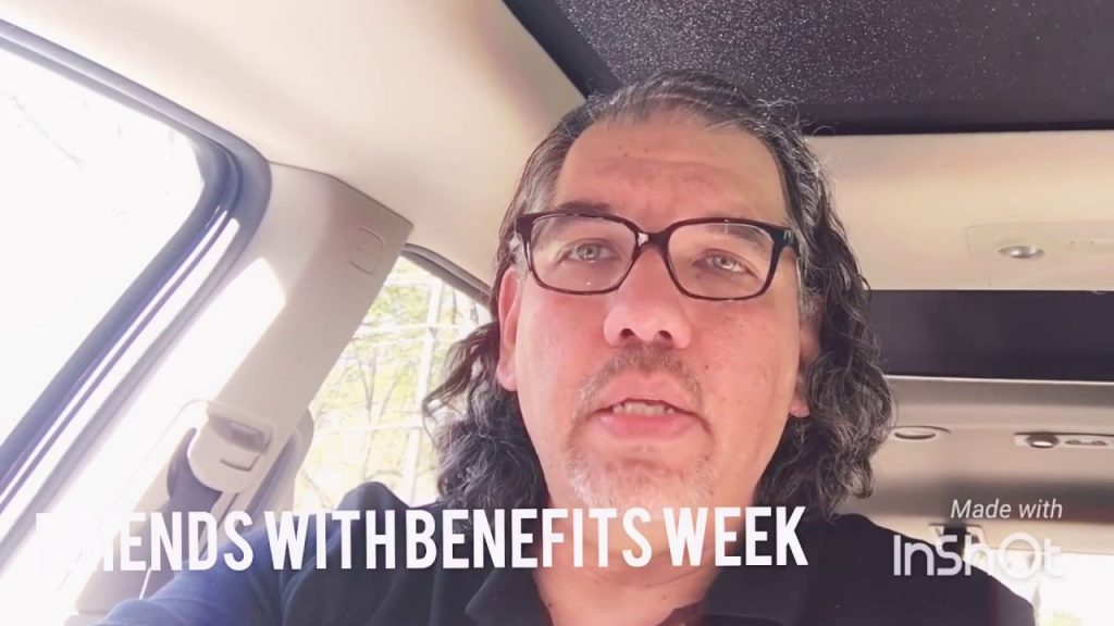 Friends with Benefits Week 2017 8