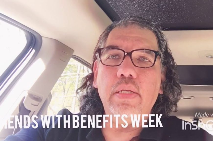Friends with Benefits Week 2017 1