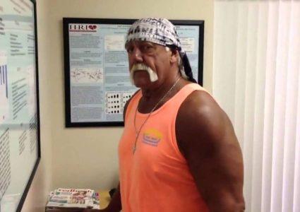 Hulk Hogan uses the Magnesphere 3