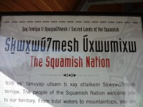 Squamish Nation Language