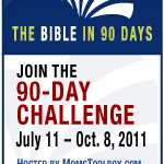 Reading the Bible in 90 Days