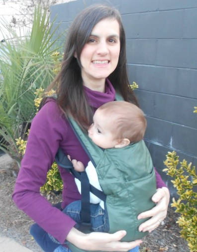 Ergobaby Stowaway Travel Carrier Giveaway - A Little Bit of All of It