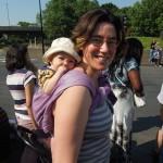 Babywearing Mama Profile: Juliet