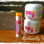 Radiantly You's Wonderfully Lovely Skincare Products