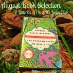 August's Book Selection