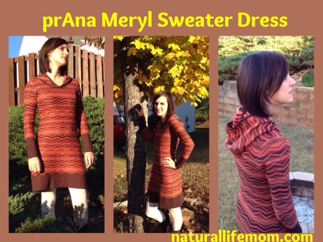 prAna Meryl Sweater Dress
