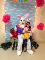 Easter fun at the Hop into Spring Party