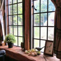 窓の写真(隠れ家)