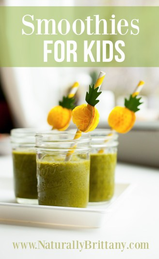 Smoothies For Kids