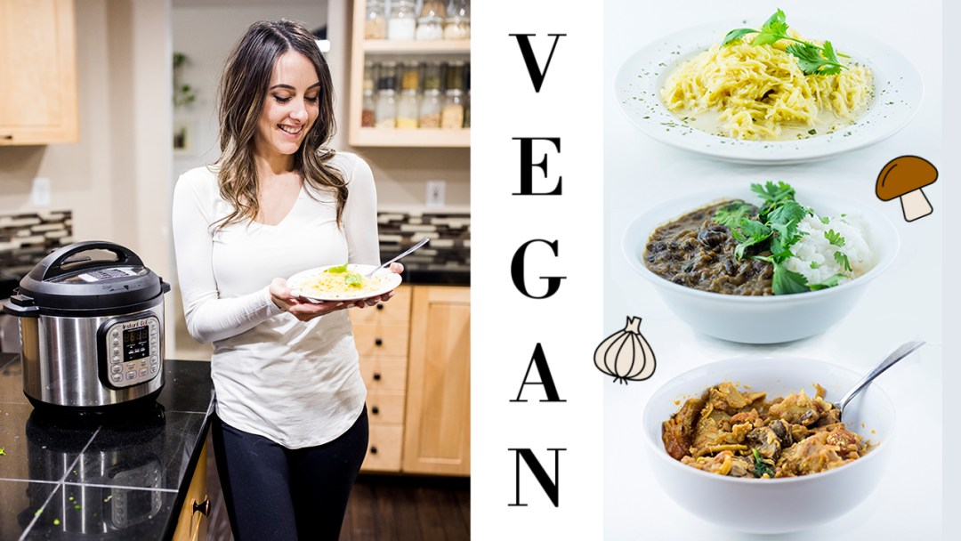 easy vegan instant pot recipes
