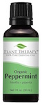 plant therapy peppermint essential oil for headaches