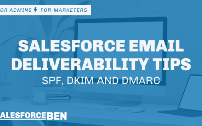 Ensure Emails Sent from your Salesforce Org are Delivered! Salesforce Email Deliverability Tips