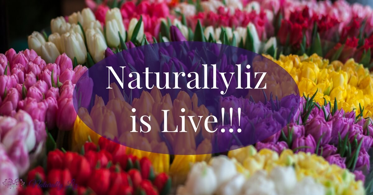 Naturallyliz is live