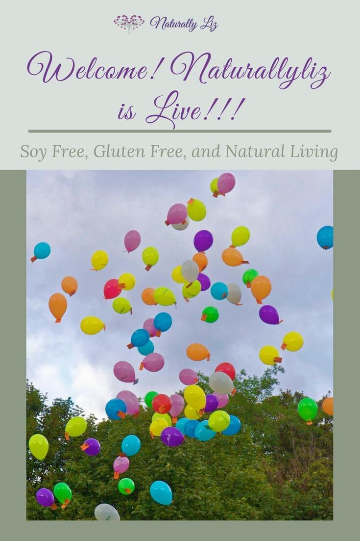 Naturallyliz is live! Welcome