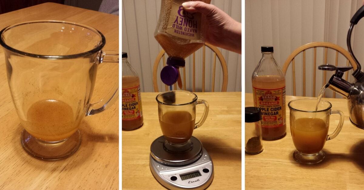 Making ACV Cider~Naturallyliz.com