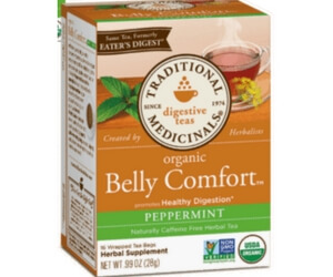 Traditional Medicinals~Belly Comfort peppermint version