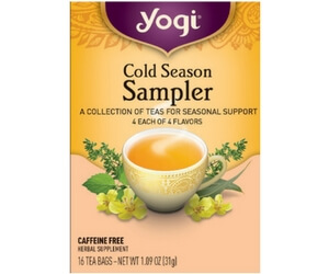 Yogi Tea-Cold Season Sampler