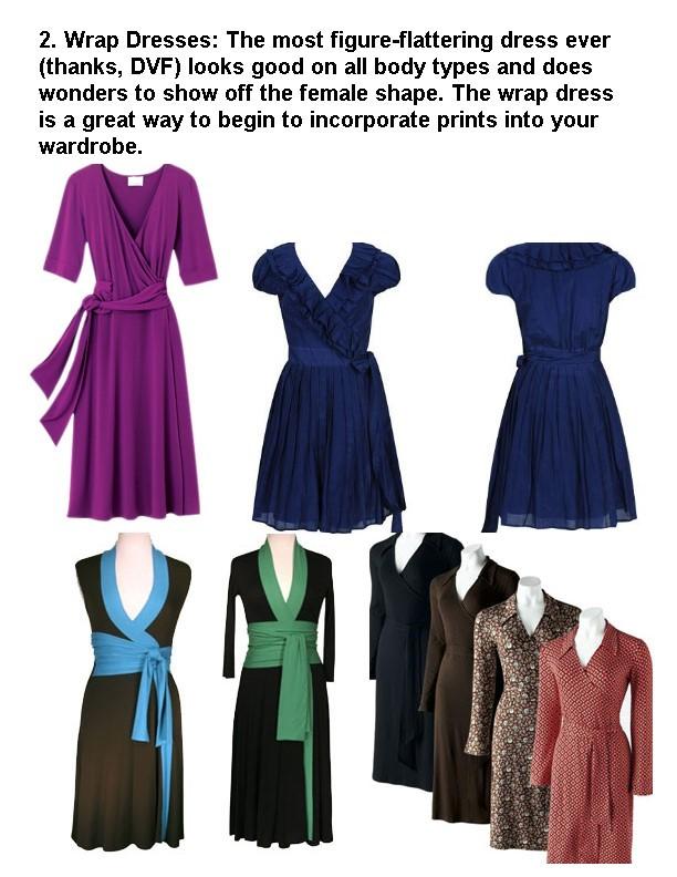 2 wrap dress
