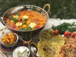 This paneer makhani recipe with a quick and healthy twist was invented as a weeknight dinner. It has a tomato, onion, and cashew gravy that is subtly sweet and perfectly cushions the tender pieces of paneer that are dropped in. Without any cream and designed as a one-pot meal, this recipe is such a fast and wholesome dish that is sure to be a hit with your families, especially your children.