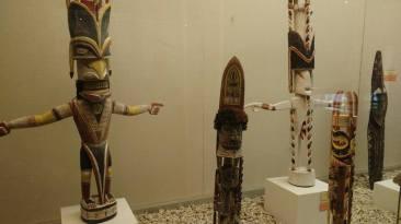 Statuettes de Papouasie Nouvelle-Guinée