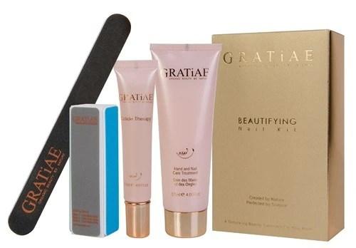 Gratiae Hand & Nail Beautifying Kit Review | Naturally Stellar