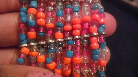 Bracelet Inspiration. Candy Sprinkles