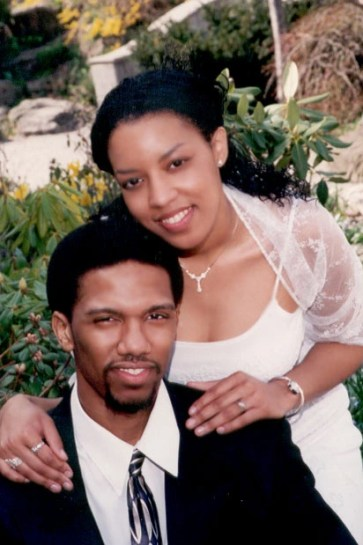 Our Wedding Day - April 19, 2002