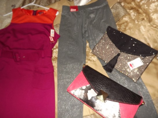 Clothes Haul. President's Day. Target. JCPenney. Naturally Stellar