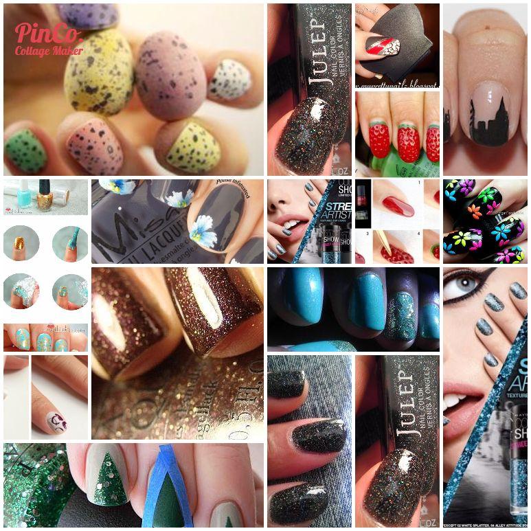 Moody Manicures - Nails & Nail Art Stellar Style Pinterest Board