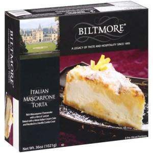 Biltimore Marscapone Box