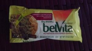 Breakfast Biscuit. Belvita. Influenster. Vox box, Sugar n Spice