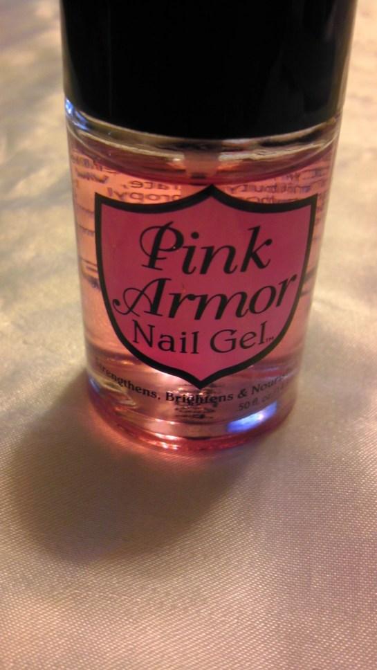 nail polish, nail gel, pink armor, manicure, summer, beauty, frugal friday, naturally stellar