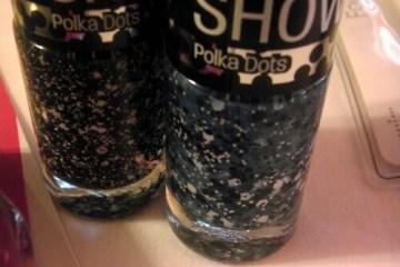 Cosmetics, Maybelline, Color Show, Nail Polish, Polka Dots, Walmart, Beauty
