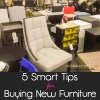 Naturally Stellar 5 Smart Tips For Buying New Furniture