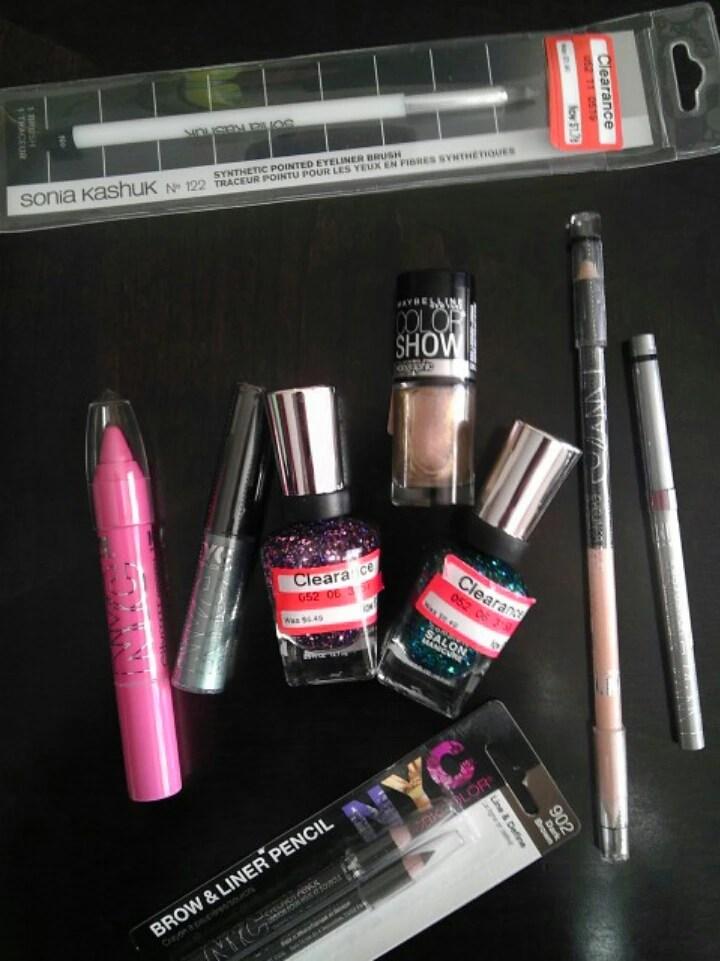 Beauty, Walmart, Target, Budget, haul, Naturally Stellar,